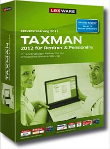 Software TAXMAN 2012 für Rentner